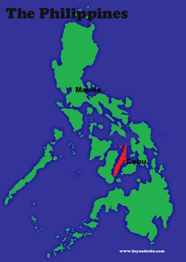 Central Philippines