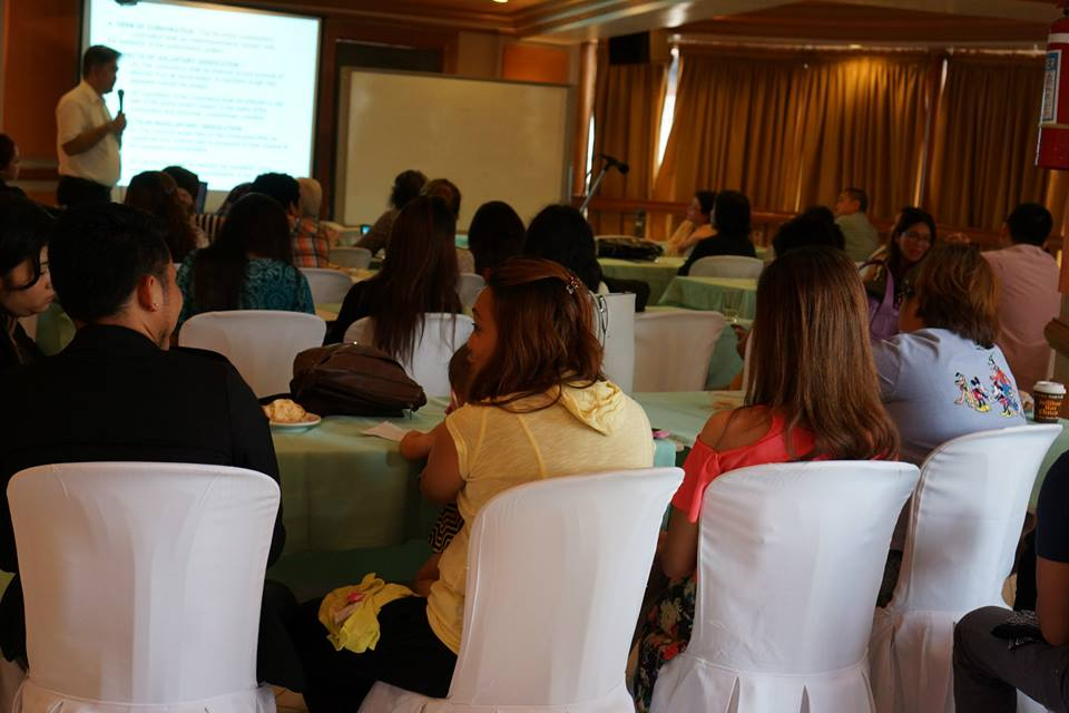 PAREB-CESOREB held its first CPD Seminar (3/4)