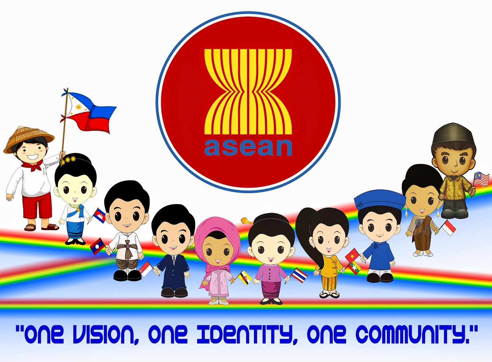ASEAN-logo-One-community